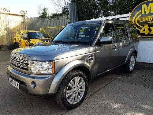 *** SOLD *** Discovery 4 SDV6 3.0 HSE 2010